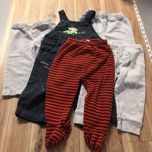 Other - Lot of 5 Pants 18 Months
